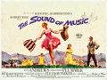"Movie Posters:Academy Award Winners, The Sound of Music (20th Century Fox, 1965). British Quad (30"" X 40"").. ..."