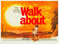 "Movie Posters:Adventure, Walkabout (20th Century Fox, 1971). British Quad (29.75"" X 40"")....."