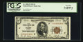 Fr. 1850-F $5 1929 Federal Reserve Bank Note. PCGS Very Fine 35PPQ