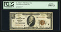 Small Size:Federal Reserve Bank Notes, Fr. 1860-E* $10 1929 Federal Reserve Bank Note. PCGS Very Fine 25PPQ.. ...