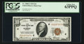 Small Size:Federal Reserve Bank Notes, Fr. 1860-E $10 1929 Federal Reserve Bank Note. PCGS Choice New 63PPQ.. ...