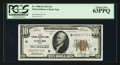 Small Size:Federal Reserve Bank Notes, Fr. 1860-D $10 1929 Federal Reserve Bank Note. PCGS Choice New 63PPQ.. ...