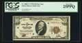 Small Size:Federal Reserve Bank Notes, Fr. 1860-C* $10 1929 Federal Reserve Bank Note. PCGS Very Fine 25PPQ.. ...