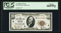 Small Size:Federal Reserve Bank Notes, Fr. 1860-B $10 1929 Federal Reserve Bank Note. PCGS Gem New 66PPQ.. ...