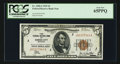 Small Size:Federal Reserve Bank Notes, Fr. 1850-J $5 1929 Federal Reserve Bank Note. PCGS Gem New 65PPQ.. ...