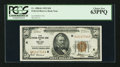Small Size:Federal Reserve Bank Notes, Fr. 1880-K $50 1929 Federal Reserve Bank Note. PCGS Choice New 63PPQ.. ...