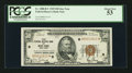Small Size:Federal Reserve Bank Notes, Fr. 1880-B* $50 1929 Federal Reserve Bank Note. PCGS About New 53.. ...