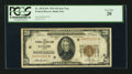 Small Size:Federal Reserve Bank Notes, Fr. 1870-D* $20 1929 Federal Reserve Bank Note. PCGS Very Fine 20.. ...