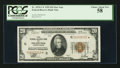 Small Size:Federal Reserve Bank Notes, Fr. 1870-C* $20 1929 Federal Reserve Bank Note. PCGS Choice About New 58.. ...