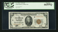Small Size:Federal Reserve Bank Notes, Fr. 1870-C $20 1929 Federal Reserve Bank Note. PCGS Gem New 66PPQ.. ...