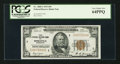 Small Size:Federal Reserve Bank Notes, Fr. 1880-I $50 1929 Federal Reserve Bank Note. PCGS Very Choice New 64PPQ.. ...