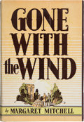 "Movie/TV Memorabilia:Documents, A First Edition of ""Gone With The Wind,"" 1936.. ..."