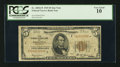 Fr. 1850-I* $5 1929 Federal Reserve Bank Note. PCGS Very Good 10