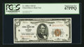 Small Size:Federal Reserve Bank Notes, Fr. 1850-G $5 1929 Federal Reserve Bank Note. PCGS Superb Gem New 67PPQ.. ...