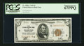 Small Size:Federal Reserve Bank Notes, Fr. 1850-C $5 1929 Federal Reserve Bank Note. PCGS Superb Gem New 67PPQ.. ...
