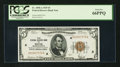 Fr. 1850-A $5 1929 Federal Reserve Bank Note. PCGS Gem New 66PPQ