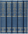 Books:Reference & Bibliography, [Bibliography.] Catalogue of Books Printed in theGerman-Speaking Countries and of German Books Printed in OtherCountri... (Total: 5 Items)