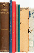 Books:Reference & Bibliography, [Bibliography and Reference.] Group of Seven Bibliographies andReference Books. Various publishers and dates.... (Total: 7 Items)