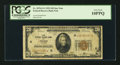 Fr. 1870-G* $20 1929 Federal Reserve Bank Note. PCGS Very Good 10PPQ