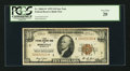 Small Size:Federal Reserve Bank Notes, Fr. 1860-I* $10 1929 Federal Reserve Bank Note. PCGS Very Fine 20.. ...