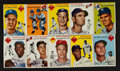 Baseball Cards:Sets, 1954 Topps Baseball Partial Set (124). ...