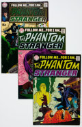 Bronze Age (1970-1979):Horror, The Phantom Stranger #1-17 Complete Range Group (DC, 1969-72)Condition: Average VG.... (Total: 53 Comic Books)