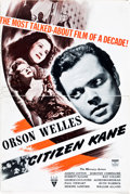 "Movie Posters:Drama, Citizen Kane (RKO, 1941). Uncut Pressbook (26 Pages, 12"" X 18"")....."