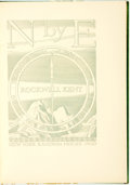 Books:Literature 1900-up, Rockwell Kent. SIGNED/LIMITED. N by E. New York: RandomHouse, 1930. First edition, limited to 900 numbered copies. ...