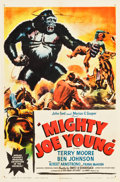 """Movie Posters:Horror, Mighty Joe Young (RKO, 1949). One Sheet (27"""" X 41"""") Style A.. ..."""