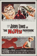 "Movie Posters:Comedy, The Nutty Professor (Paramount, 1963). One Sheet (27"" X 41""). Comedy.. ..."