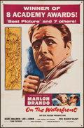 "Movie Posters:Academy Award Winners, On the Waterfront (Columbia, R-1961). One Sheet (27"" X 41"").Academy Award Winners.. ..."