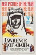 "Movie Posters:Academy Award Winners, Lawrence of Arabia (Columbia, 1962). One Sheet (27"" X 41""), StyleD. Academy Award Winners.. ..."