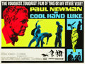 "Movie Posters:Drama, Cool Hand Luke (Warner Brothers, 1967). British Quad (30"" X 40"")....."