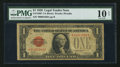 Small Size:Legal Tender Notes, Fr. 1500* $1 1928 Legal Tender Note. PMG Very Good 10 Net.. ...