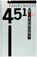 Books:Science Fiction & Fantasy, [Featured Lot] Ray Bradbury. SIGNED/LIMITED. Fahrenheit 451.New York: Limited Editions Club, 1982. Edition limited ...