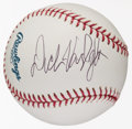 Miscellaneous Collectibles:General, Dick Van Dyke Single Signed Baseball....