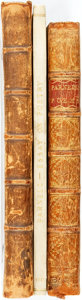Books:Literature Pre-1900, Thomas Parnell. Poems on Several Occasions. London: B.Lintot, 1722. [together with:] Poems on Several Occasions...(Total: 3 Items)