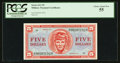 Military Payment Certificates:Series 611, Series 611 $5 PCGS Choice About New 55.. ...