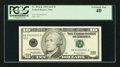 Small Size:Federal Reserve Notes, Fr. 2034-K $10 1999 Federal Reserve Note. PCGS Extremely Fine 40.. ...