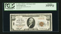 National Bank Notes:Kentucky, Nicholasville, KY - $10 1929 Ty. 1 The First NB Ch. # 1831. ...