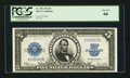 Large Size:Silver Certificates, Fr. 282 $5 1923 Silver Certificate PCGS Gem New 66.. ...