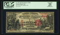 National Bank Notes:West Virginia, Grafton, WV - $5 1875 Fr. 404 The First NB Ch. # 2445. ...
