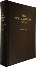 Books:Non-fiction, Edward S. Curtis: The North American Indian, Volume Nine...