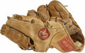 Baseball Collectibles:Others, Steve Sax 1982 Rookie of the Year Game Used Glove. Steve Sax brokeinto the major leagues in 1982 with the Los Angeles Dodg...