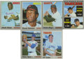 Baseball Cards:Sets, 1970 Topps Baseball Complete Set (720). The 1970 Topps baseball series consists of 720 cards and established another set siz...