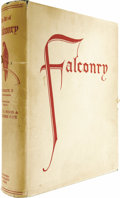 Books:Non-fiction, Frederick II: The Art of Falconry From the Library of ArtistLeonard Baskin....