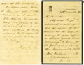 Autographs:Non-American, King Kamehameha IV of Hawaii Autograph Letter Signed...