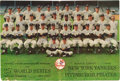 Autographs:Others, 1960 New York Yankees Team Signed World Series Program. Though thisFall Classic didn't end particularly well for the might...