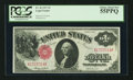 Fr. 36 $1 1917 Legal Tender PCGS Choice About New 55PPQ
