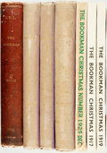 Books:Periodicals, [The Bookman] Several Bound Issues and Three Loose Issues. Spanningthe years 1913-1914, 1924-1925, 1930 and 1931. Loose spe... (Total:7 Items)